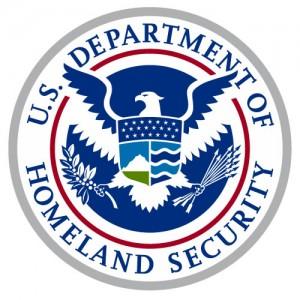 US DHS logo