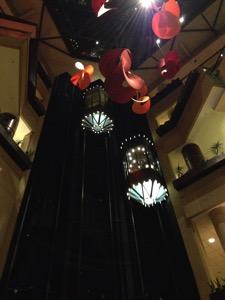WFC Hyatt Lobby
