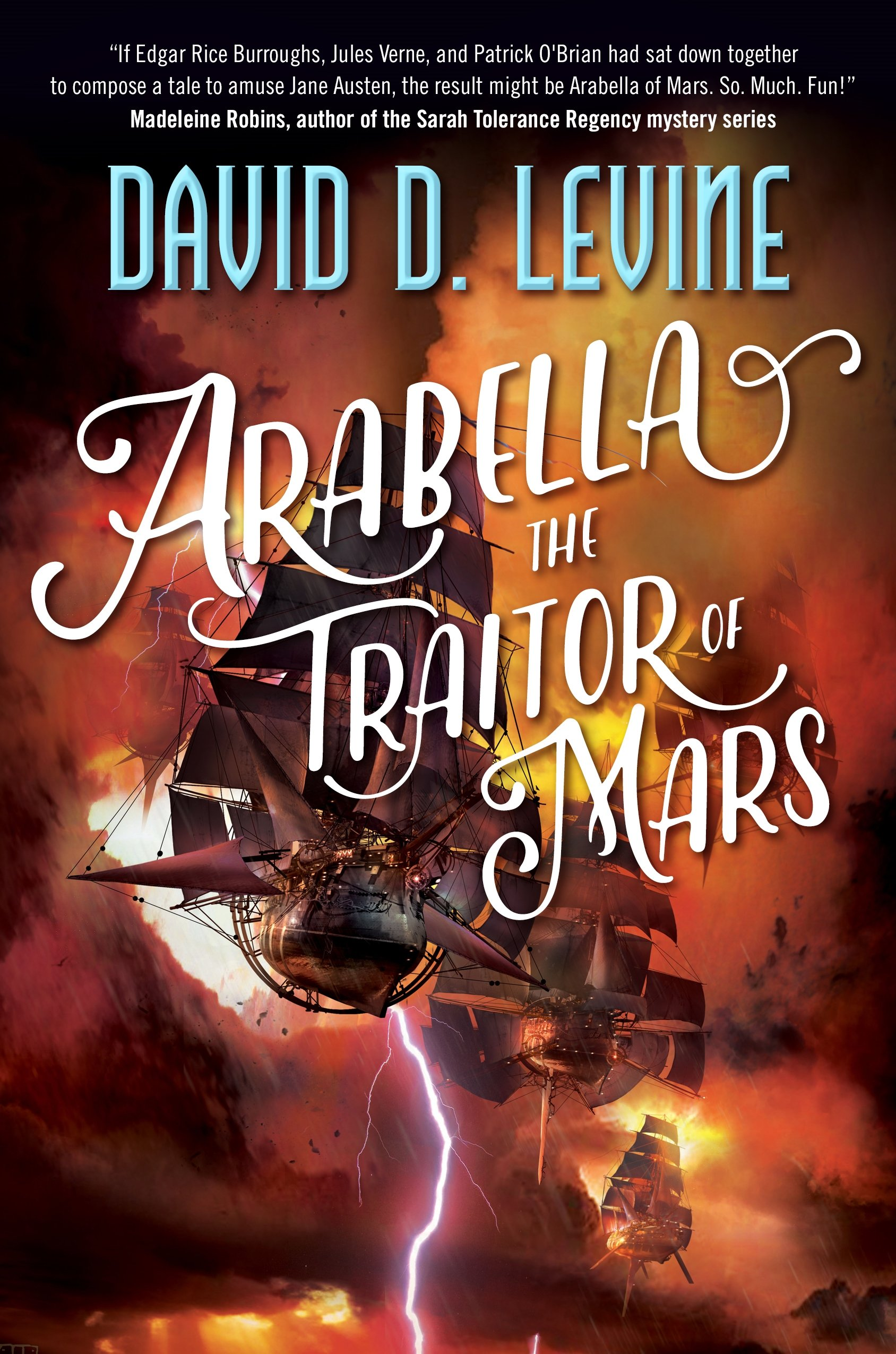 Arabella the Traitor of Mars